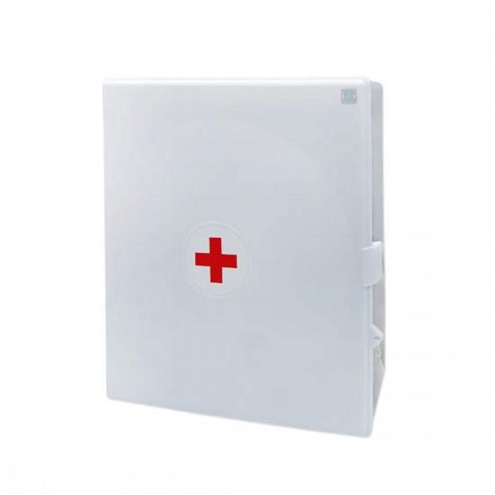 Аптечка для оказания первой помощи работникам (футляр пластиковый шкаф)