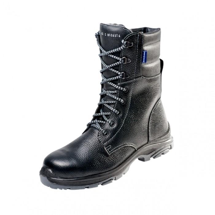 Ботинки высокие искусственный мех МП