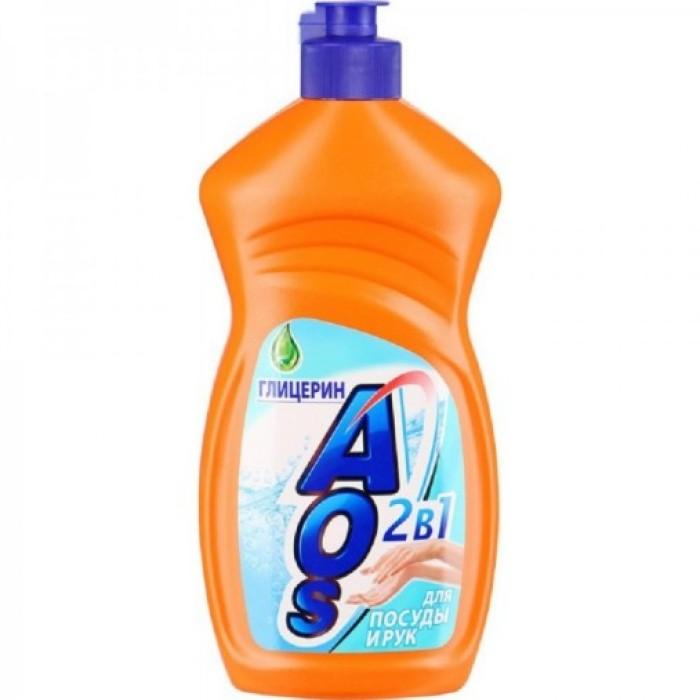 """Средство для мытья посуды """"АОС"""""""