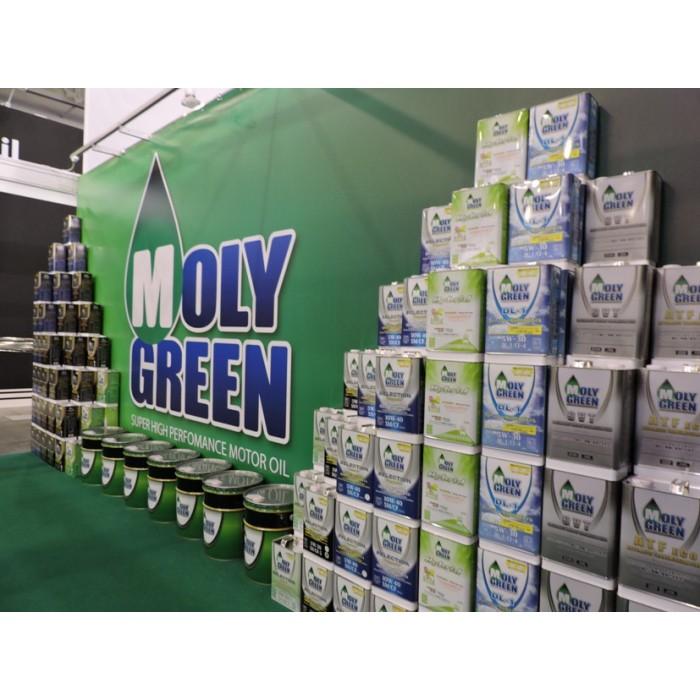 MolyGreen масло с внутреннего рынка Японии