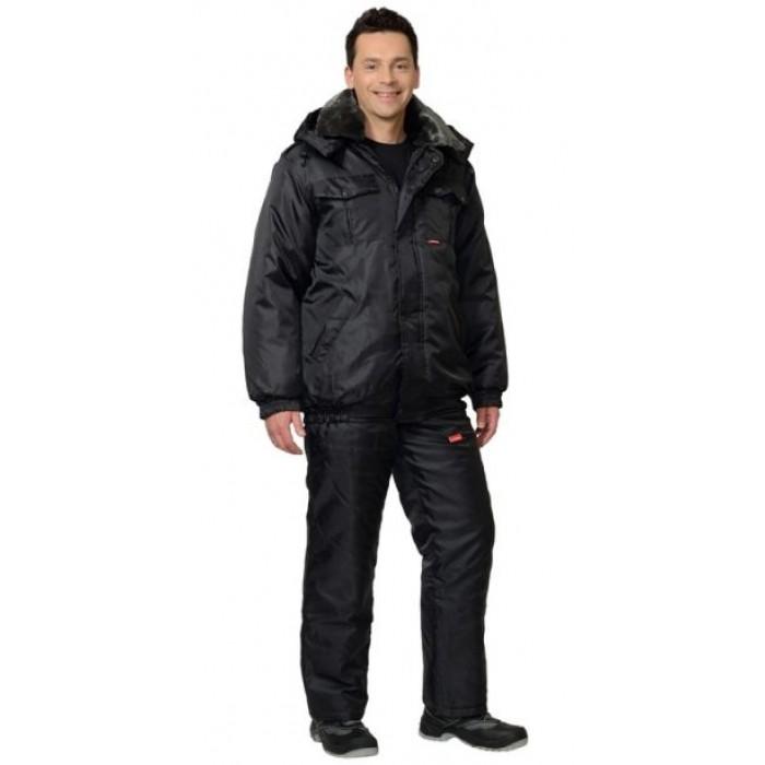"""Куртка """"Сталкер"""" черная"""