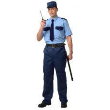 Рубашка охранника, короткий рукав