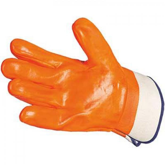 Перчатки «Пламя» МБС, утепленные