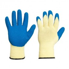 Перчатки ТОРРО с рельефным латексным покрытием